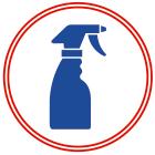 Desinfektionsreinigung in Velbert und Heiligenhaus